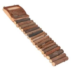 Holzleiter - L 27 x B 7 cm