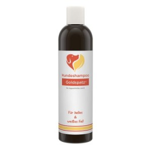 Hund & Herrchen Hundeshampoo Goldspatz - 300 ml