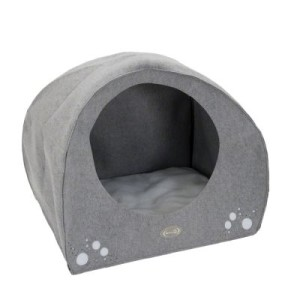 Hunde-Wigwam aus Filz - L 71 x B 54 x H 57 cm