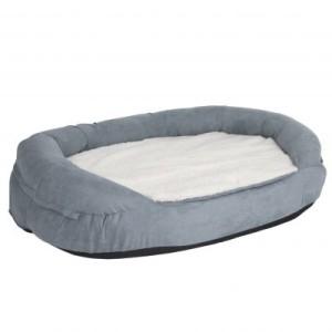 Hundebett Memory oval