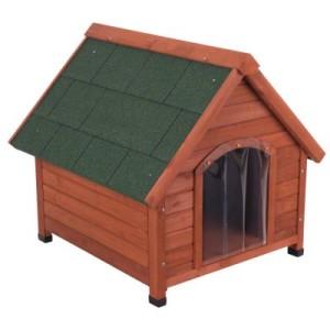 Hundehütte Spike 4-Seasons - Größe XL: B 112 x T 102 x H 107 cm