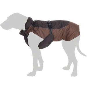 Hundemantel Grizzly II - ca. 45 cm Rückenlänge