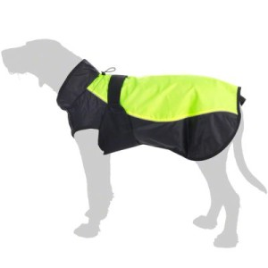 Hundemantel Illume Nite Neon - ca. 70 cm Rückenlänge