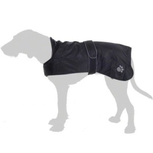 Hundemantel Tcoat Orléans - ca. 35 cm Rückenlänge (Größe S)