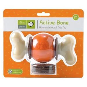Hundespielzeug Active Bone Medium - Nachfüllpack Größe M 24 Stück