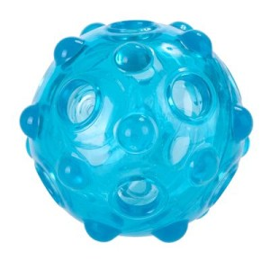 Hundespielzeug Crackle Ball - 1 Stück