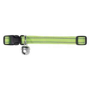 Hunter Katzenhalsband Flashlight - gelb