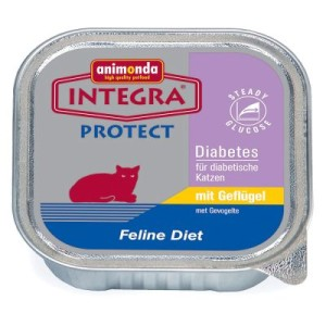 Integra Protect Diabetes 12 x 100 g - Geflügel
