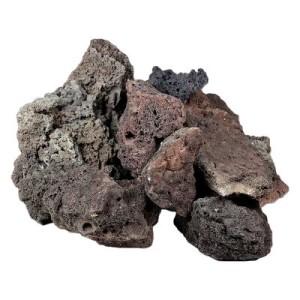 Islandlava - 60 cm Set: 9 Natursteine
