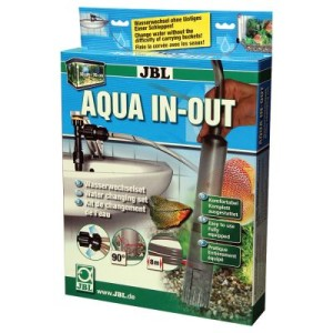 JBL Aqua In-Out Wasserwechselset - Set komplett