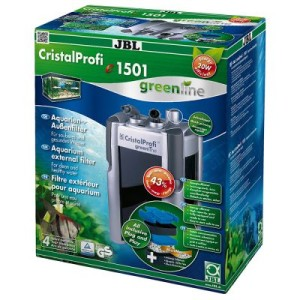JBL CristalProfi greenline Außenfilter - e1901