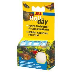 JBL Holiday Ferienfischfutter - 2 x 33 g