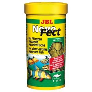 JBL NovoFect Futtertabletten - 250 ml
