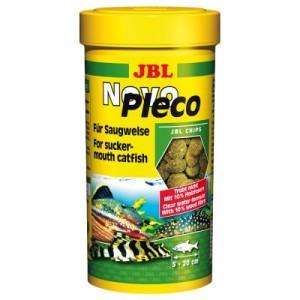 JBL NovoPleco Futtertabletten - 250 ml