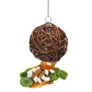JR Birds Weiden-Früchteball - Doppelpack: 2 Stück