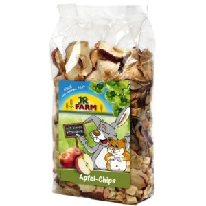 JR Farm Apfel-Chips - 250 g