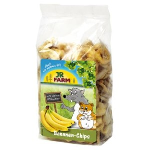 JR Farm Bananen-Chips - 2 x 150 g