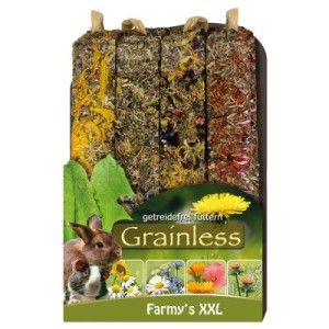 JR Farm Farmy's Grainless XXL - 4er-Pack 450 g