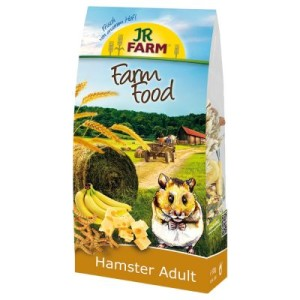 JR Farm Food Hamster Adult - 2 x 500 g