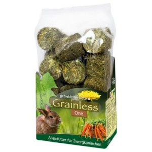 JR Farm Grainless One Zwergkaninchen - 2 x 950 g