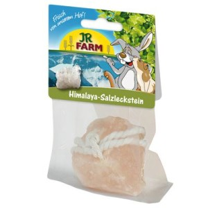 JR Farm Himalaya-Salzleckstein - Doppelpack (2 x 80 g)