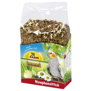 JR Farm Individual Nymphensittich - 2 x 1 kg