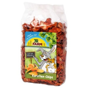 JR Farm Karotten-Chips - 125 g