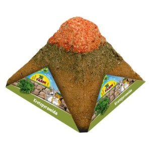 JR Farm Kratzpyramide - 1 Stück (400 g)