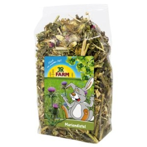 JR Farm Mariendistel für Chinchillas - 2 x 500 g