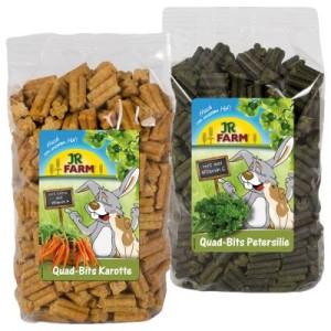 JR Farm Quad-Bits Paket - Doppelpack 2 x 600 g