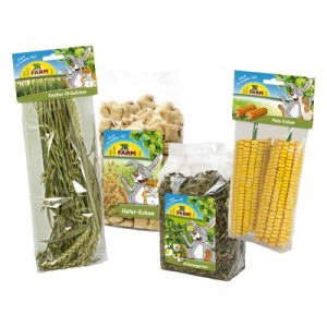 JR Farm Snackpaket Natur - 5 Artikel