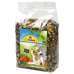 JR Farm Super-Nagerfutter - 4 kg exklusiv bei zooplus