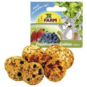 JR Farm Vollkorn Fruchtauslese-Cookies - 2 x 8 Stück (160 g)