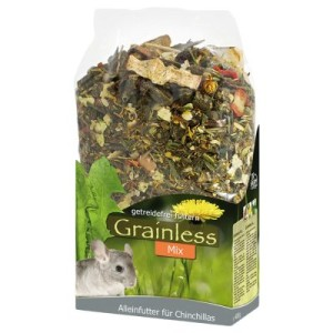 JR Grainless Mix Chinchilla - 3 x 650 g