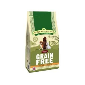 James Wellbeloved Adult getreidefrei Truthahn & Gemüse - Sparpaket: 2 x 10 kg