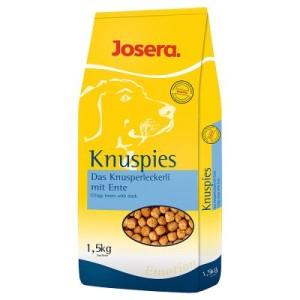 Josera Knuspies - 4 x 1