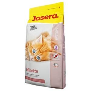 Josera Minette - 10 kg + 250 Gimcat Baby Tabs gratis!