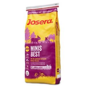 Josera MinisBest - Sparpaket: 4 x 4 kg