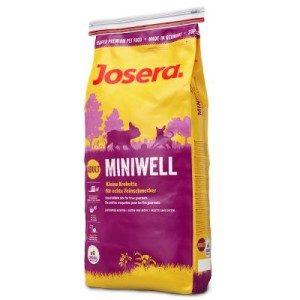 Josera Miniwell - Sparpaket: 2 x 15 kg