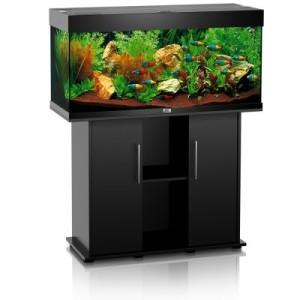 Juwel Aquarium/Schrank-Kombination Rio 180 - schwarz