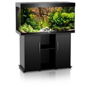 Juwel Aquarium/Schrank-Kombination Rio 300 - schwarz