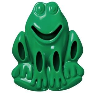 KONG Quest Critter Frog - 2 Stück im Sparset