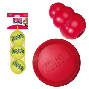 KONG Sparset: Frisbee
