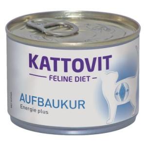 Kattovit Aufbaukur (Energie Plus) Nassfutter - 6 x 175 g