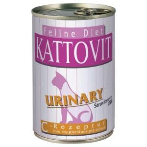 Kattovit Urinary (Struvitstein-Prophylaxe) Nassfutter - 6 x 400 g