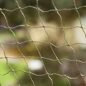 Katzenschutznetz mit Drahtverstärkung 4 x 3 m