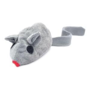 Katzenspielzeug Baldi-Maus - 3 Stück