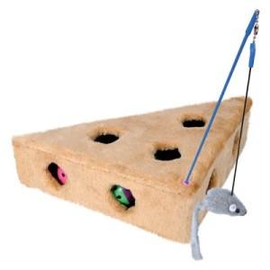 Katzenspielzeug Cat´s Cheese - 1 Stück
