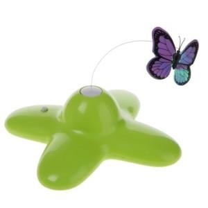 Katzenspielzeug Funny Butterfly - 1 Stück