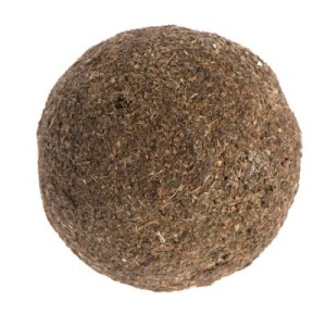 Katzenspielzeug Natural Catnip Ball - 1 Stück